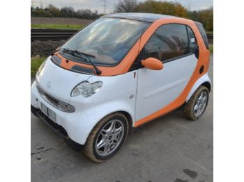 Autovettura Smart FORTWO Car, Leather - WNE01NC012H020801