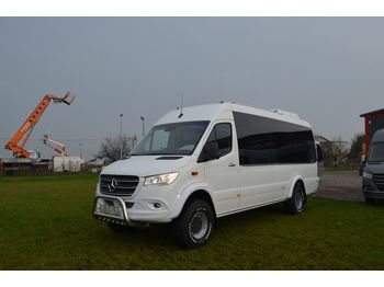 MERCEDES-BENZ Sprinter 519 4x4 high and low drive - minibus