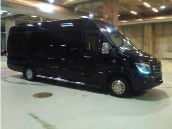 Minibus Mercedes- Benz Sprinter 519CDI G.L.E Business V.I.P: foto 1