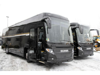 SCANIA TOURIST BUS / COACH HIGER A-SERIES TOURING HD 51 PLACES - pullman