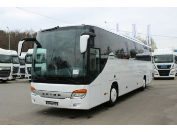 Pullman Setra S 415 GT-HD, RETARDÉR, EURO 5, HEATED WINDOW