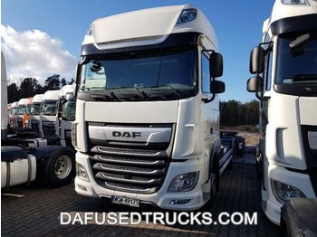 DAF FAR XF480 - autocarro portacontainer/ caisse interchangeable