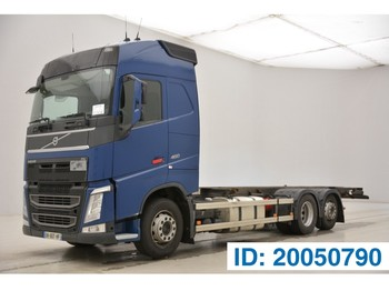 Autocarro portacontainer/ caisse interchangeable Volvo FH13.460 Globetrotter - 6x2