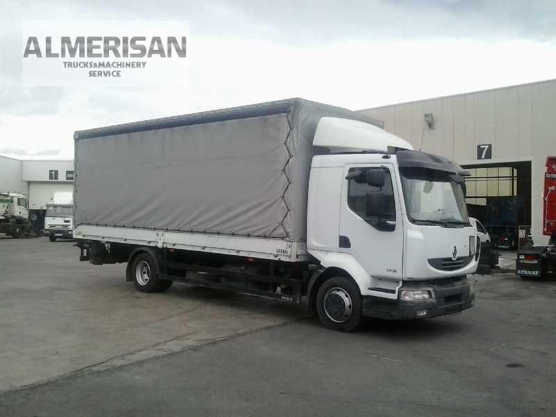 Centinato Autocarro Renault Midlum 240 12 Truck1 Id 2196285