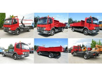 Mercedes-Benz Atego 1529 L Wechselfahrgestell Wechselsystem  - portacontainer/ caisse interchangeable autocarro