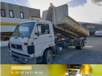 Scarrabile autocarro MAN VW 10.150 Containersysteem / container