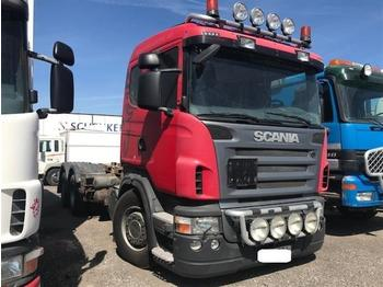 Scania R480 - SOON EXPECTED - 6X2 CHASSIS RETARDER STEE  - telaio autocarro