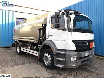 Mercedes-Benz Axor 1829 Fuel, 14420 liter, Liquid meter, 2 Compartments, A - autocarro cisterna