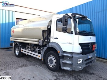 Mercedes-Benz Axor 1829 Fuel, 14420 liter, liquid meter, 3 compartments, A - autocarro cisterna