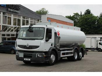 Autocarro cisterna Renault Premium 310 DXI/ADR/Lenkachse/5Kammern/18.000l