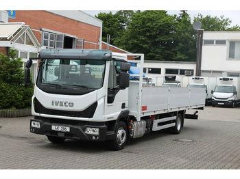 Autocarro con pianale/ cassone fisso Iveco Eurocargo ML120-220 E6/Pritsche 7,3m/AHK/Klima