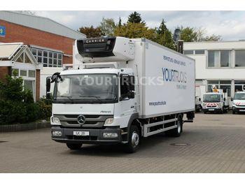Autocarro frigorifero Mercedes-Benz Atego 1318 Carrier Supra 950/Strom/Türen/LBW/FRC