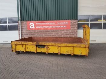 New Haakarm Containerbak - cassone ribaltabile