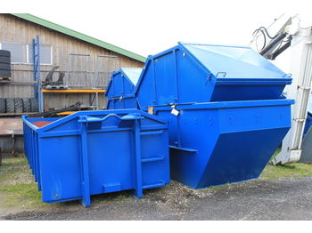 Cassone scarrabile Abrollcontainer/Absetzcon./Bürocon./Materialcon.