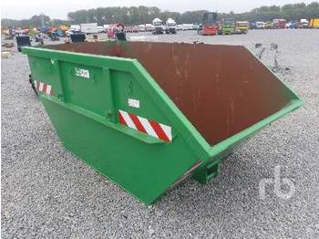 Container BACH TECH MULDE 7 M3 Gantry Truck