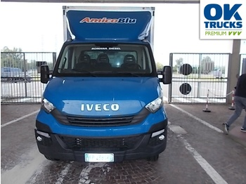 Furgone box IVECO Daily 35C16 Euro6 Klima ZV