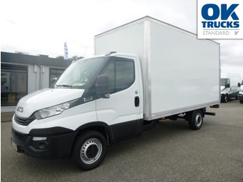 Furgone box IVECO Daily 35S16A8 Koffer/LBW