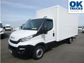 Furgone box IVECO Daily 35S16 Koffer / LBW Euro 6