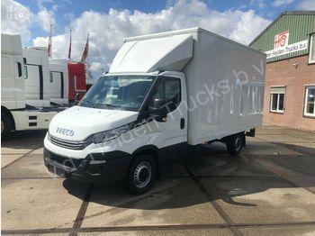 Furgone box Iveco 35S14 | HiMatic | 52.000 KM | Laadklep