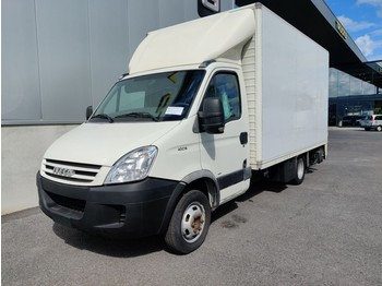 Furgone box Iveco Daily