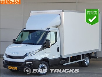 Iveco Daily 35C16 Bakwagen Laadklep Dubbellucht Airco Cruise 19m3 A/C Cruise control - furgone box