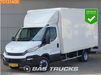 Furgone box Iveco Daily 35C16 Bakwagen Laadklep Dubbellucht Airco Cruise 19m3 A/C Cruise control