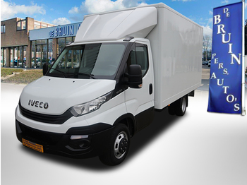 Iveco Daily 35S14V - Airco - Autm - Luchtvering - 2.35 Hoog - EURO 6 - furgone box
