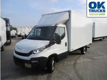 Furgone box Iveco Daily 35S16 Koffer/LBW, Nutzlast 1.000 kg