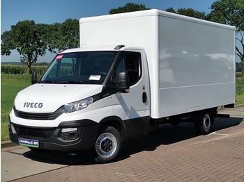 Furgone box Iveco Daily 35S16 bakwagen + laadklep