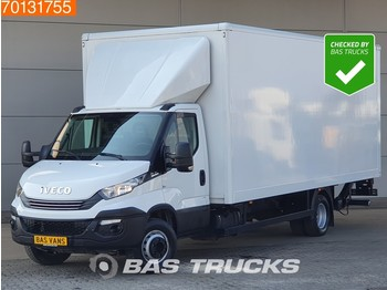 Furgone box Iveco Daily 70C18 Euro6 Automaat Bakwagen Laadklep Koffer LBW Luchtvering A/C Cruise control