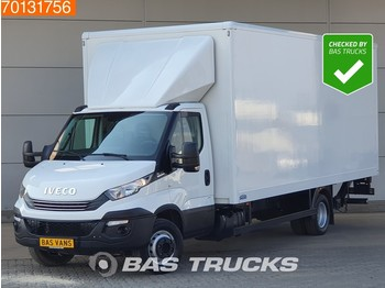 Furgone box Iveco Daily 70C18 Euro6 Automaat Bakwagen Laadklep Luchtvering Koffer 36m3 A/C Cruise control