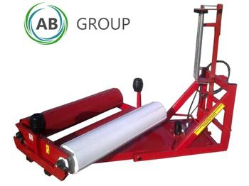 Agro-Max Stationary bale wrapper 1200/1600 mm/Encintadora de balas suspendida/Owijarka do bel stacjonarna - fasciatore