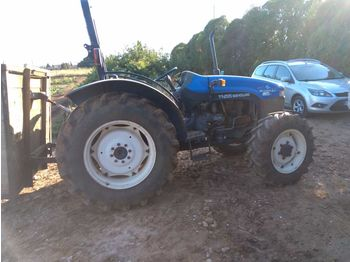 NEW HOLLAND TN 55 DT - mini trattore