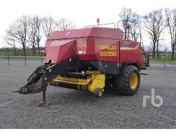 NEW HOLLAND BB960R Big Square - rotopressa