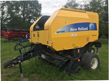 New Holland BR 7060 - rotopressa