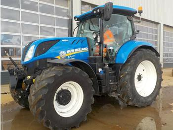 2016 New Holland T7.225 - trattore agricolo