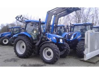 Trattore agricolo NEW HOLLAND T6.120 TRACTOR: foto 1