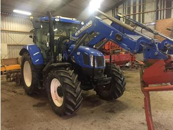 Trattore agricolo NEW HOLLAND T6.120 TRACTOR