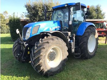 NEW HOLLAND T7-250 - trattore agricolo