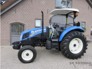 NEW HOLLAND TD 5.75 - trattore agricolo