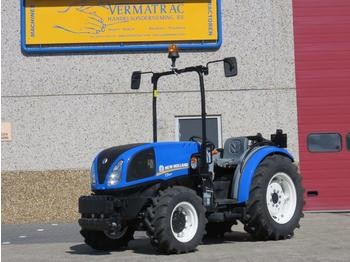 New Holland T3.80F - trattore agricolo