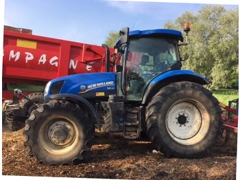 Trattore agricolo New Holland T6 175 ELECTROCOMMAND