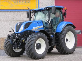 New Holland T7.210 - trattore agricolo
