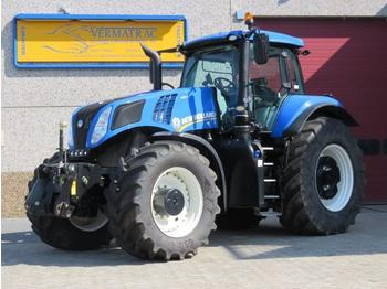 New Holland T8.435 - trattore agricolo