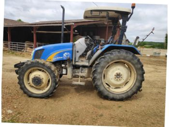New Holland TL100A - trattore agricolo