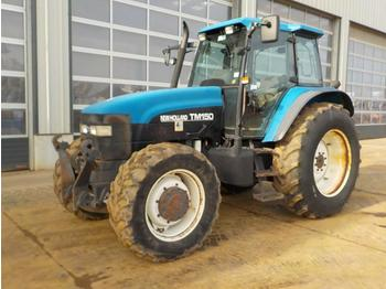 New Holland TM150 - trattore agricolo