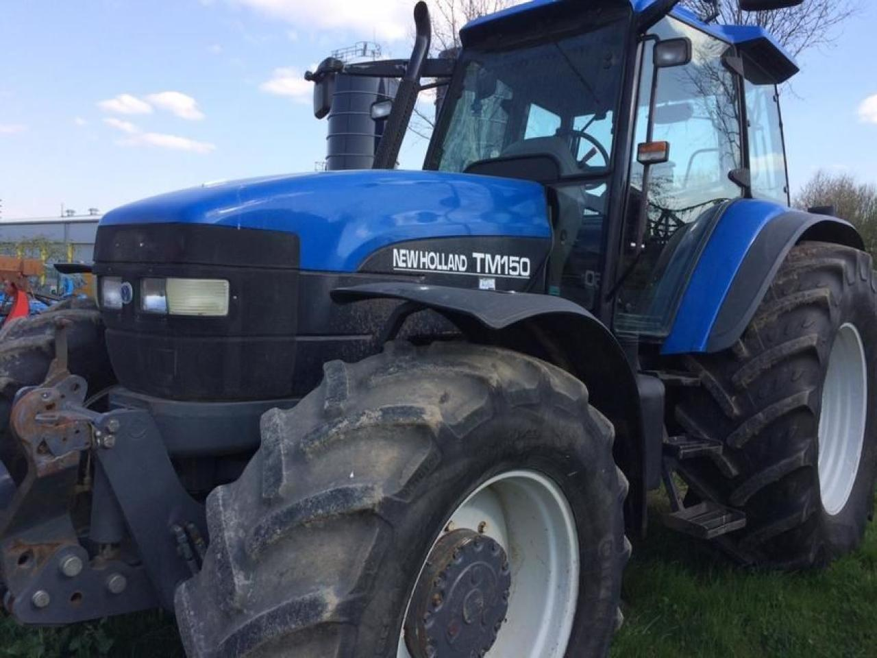 Trattore agricolo New Holland TM150 - Truck1 ID: 3830963