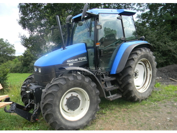New Holland TS 110 - trattore agricolo