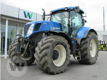 New Holland t 7.270 ac - trattore agricolo