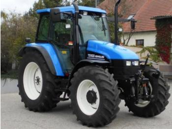 New Holland ts 100 electroshift - trattore agricolo